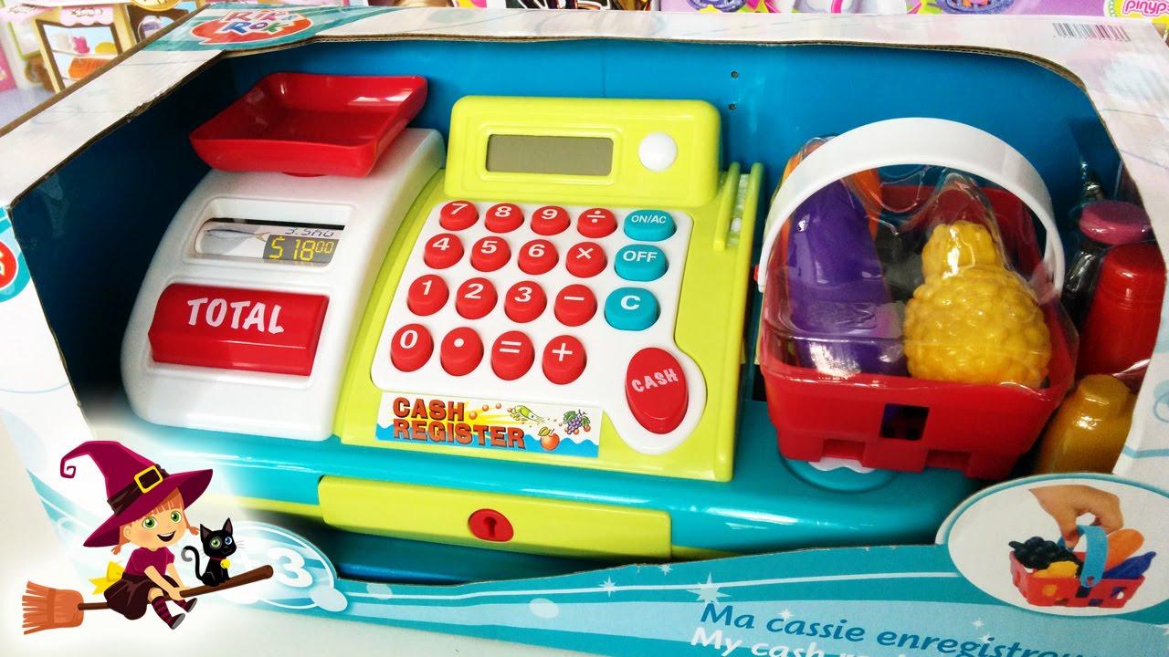 Una caja de juguetes