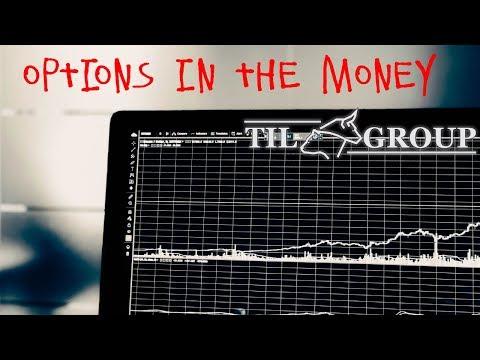 Опционы в деньгах вместо покупки акций.