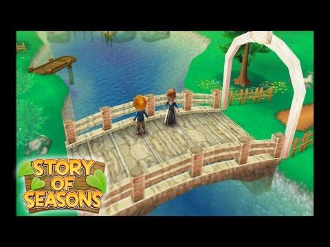 Story of Seasons - Citra Emulator (CPU JIT) [1080p] - Nintendo 3DS - 동영상