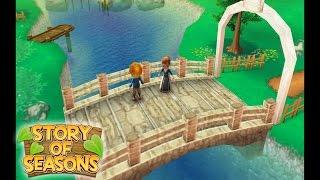 Story of Seasons | Citra Emulator (CPU JIT) [1080p] | Nintendo 3DS