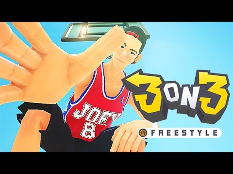 BIG DOGGY DOG! - 3 ON 3 FREESTYLE [01] - Lets Play 3 ON 3 FREESTYLE