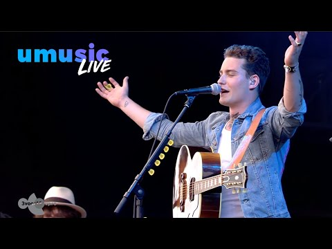 Douwe Bob - How Lucky We Are - live @ Pinkpop 2016