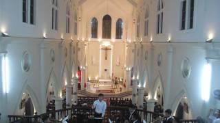 Xuất hành | Ca đoàn + Ban kèn giáo xứ Nam Dư - Phục Sinh 2017