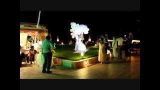Одесса.Жених, невеста и 50 шаров