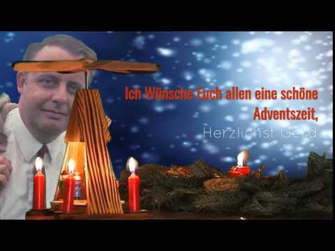 Ronny - Ich Wünsche Euch allen eine schöne Adventszeit.