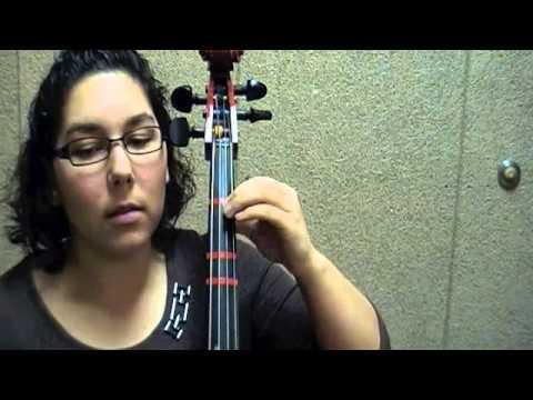 Tribal Dance Cello