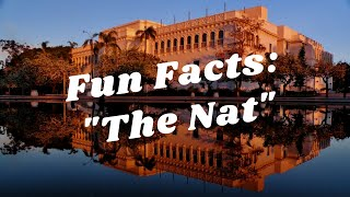 "Balboa Park to You - Fun Facts: ""The Nat"""