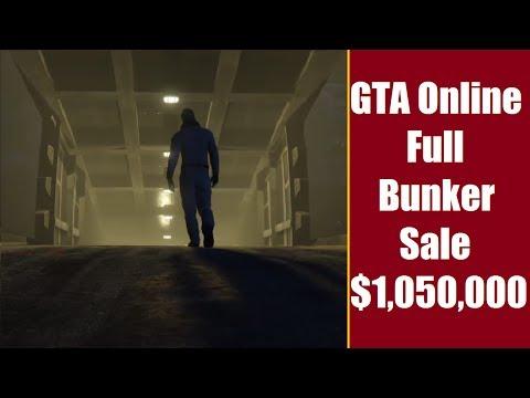Full Bunker Sale   Gunrunning   GTA Online