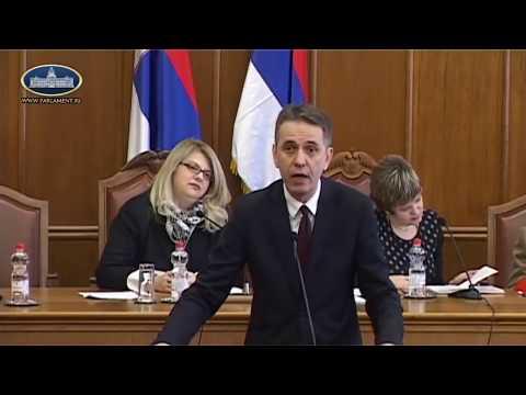 Rasturanje ministra Vujovića