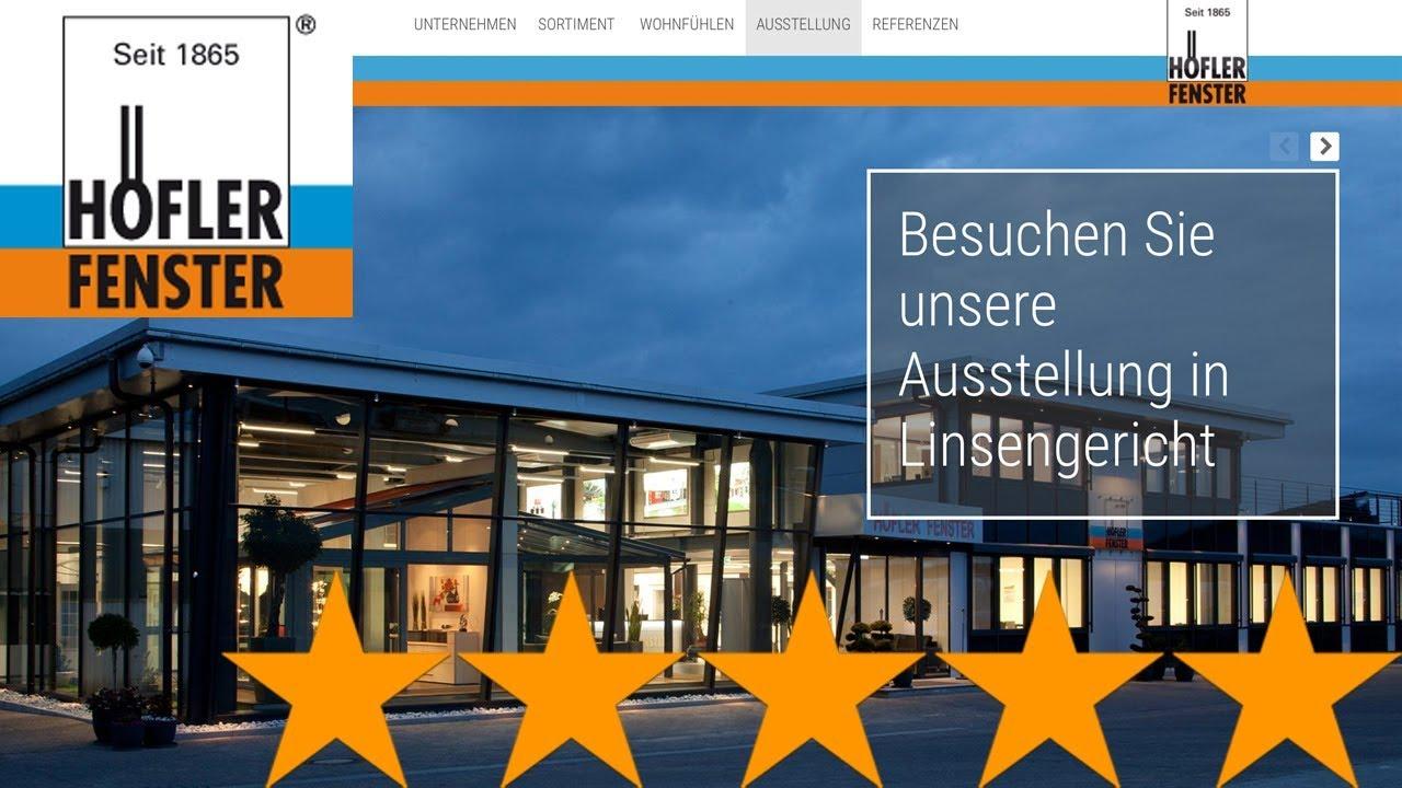 Höfler Fenster elementebau höfler gmbh reviews linsengericht fenster und türen