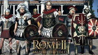 РИМСКАЯ ИМПЕРИЯ - Глобальная Модификация REM к Total War: Rome 2