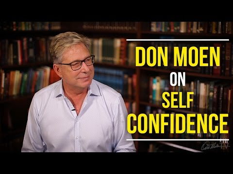 Don Moen on Self Confidence