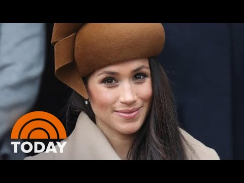 What Makes Meghan Markle The Most Powerful Woman In Fashion | TODAY