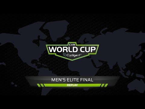 CVR World Cup Los Angeles - Men's Elite Finals