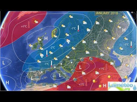 Seasonal Weather Forecast Europe Fall 2017 Winter 2017 2018