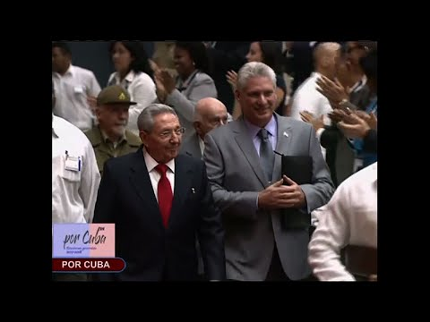 New President Selected in Cuba