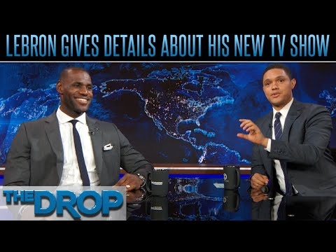 LeBron James' New TV Show 'Cleveland Hustles' – The Drop Presented by ADD