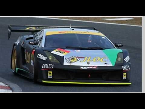 2010 SUPER GT参戦車両#86・JLOC Lamborghini RG3 Kレボリューション