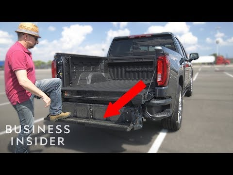 Testing The 2020 GMC Sierra's Six-Way Tailgate | Real Reviews