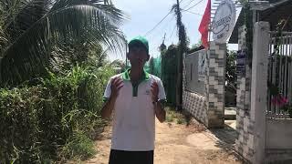 Ứng dụng phân và dịch trùn quế tại vườn Măng tây Ninh Thuận năm 2019