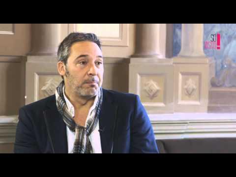 Diogo Inte em entrevista com Sílvia Alberto  SóVisto!