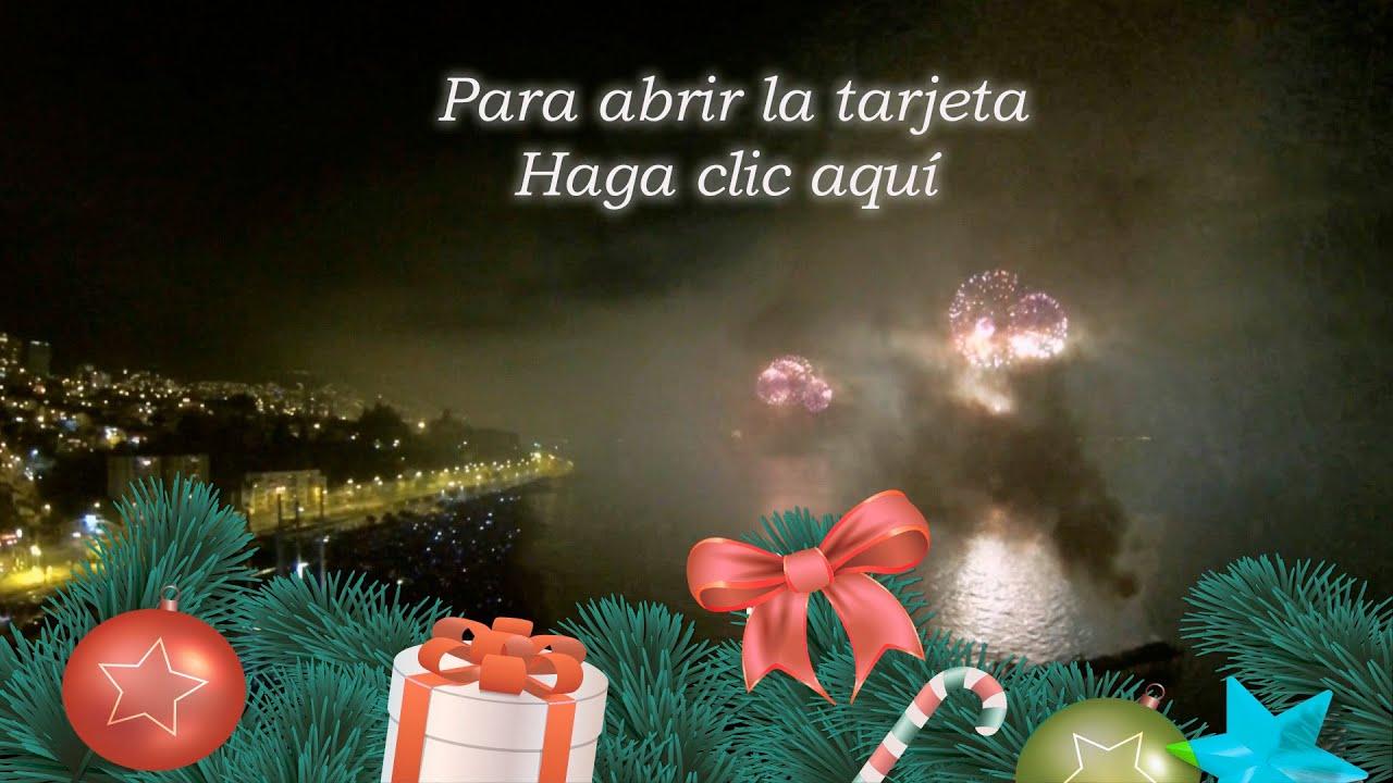 Tarjeta saludo de navidad virtual demo ad tarjetas arte - Saludos de navidad ...