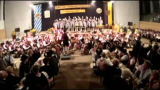 Glück auf Marsch (Männerchor Alpenrose Peiting)