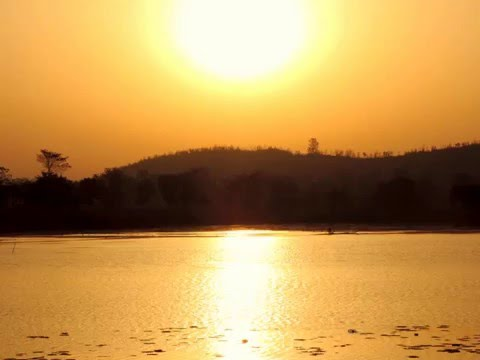 Thank You - For Watching The Sun Rise In INDIA - Timelapse Video