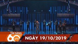 60 Giây Sáng Ngày 19/10/2019   HTV Tin Tức