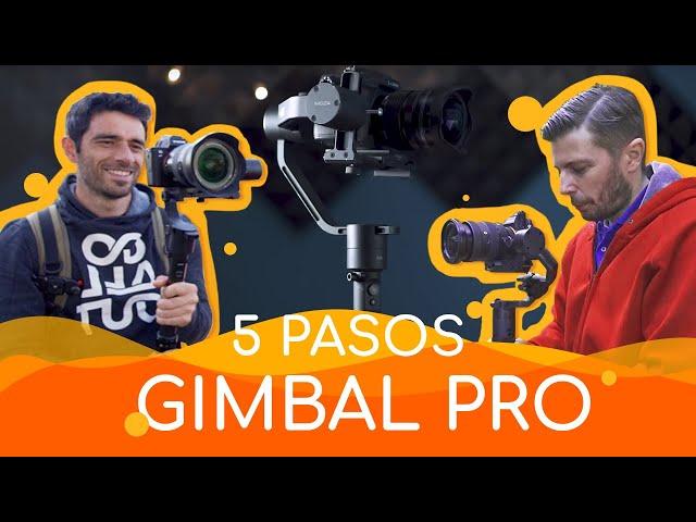 5 TIPS para ser un PRO DEL GIMBAL + NUEVO GIMBAL!!