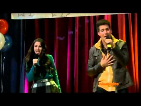 'Stronger'  James Maslow ft Ryan Newman