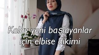 Video Yeni Başlayanlar İçin Kolay Elbise Dikimi || Aslı Afşaroğlu download MP3, 3GP, MP4, WEBM, AVI, FLV Juli 2018