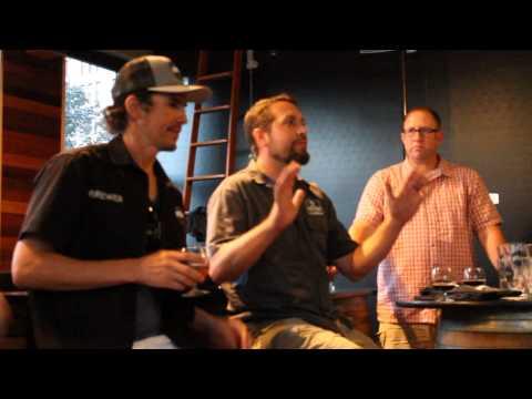 Goose Island and Oakshire Brewing Barrel Aging Seminar