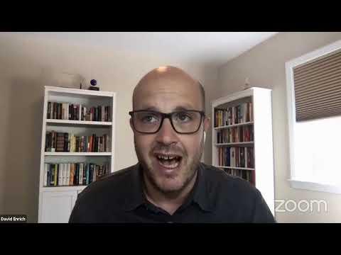 David Enrich: Deutsche Bank And Donald Trump  @ Digrgräv 2020