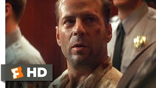 Die Hard: With a Vengeance (3/5) Movie CLIP - Suspicious Cops (1995) HD
