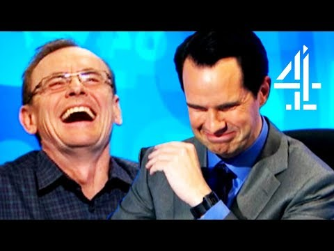 'Sorry If I Crossed The Line There' | Jimmy Carr's Best Insults | 8 Out Of 10 Cats Does Countdown