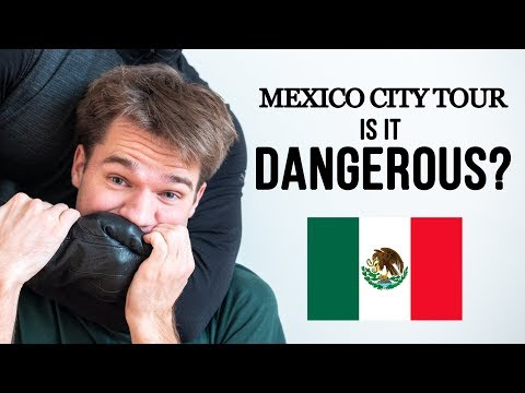 Mexico City Tour 🇲🇽| Is It Dangerous?..