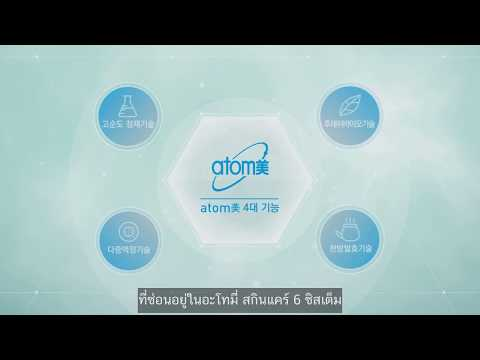 Atomy Four Major Advanced Technologies [ Skin Care 6 System ]