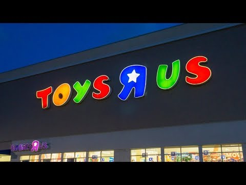 Toys 'R' Us Goes Out Of Business, Plans To Close All Its US Stores