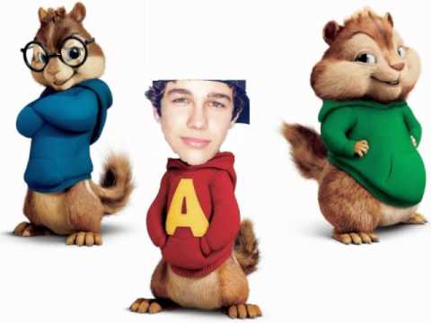 Austin Mahone - Say Somethin Chipmunk Version