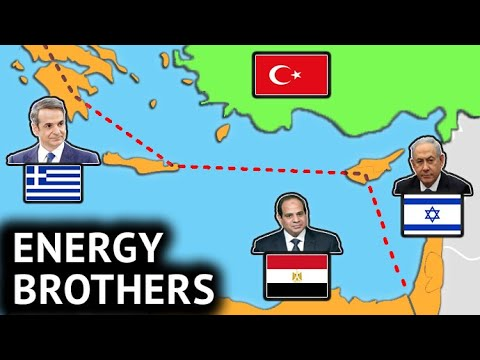 Is Greece-Israel-Egypt Partnership The Real Boss Of The Mediterranean?