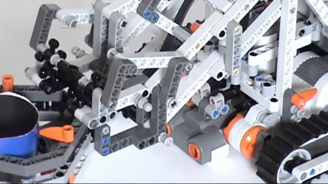 LEGO MINDSTORMS NXT 2.0 Discovery Book: The Snatcher - YouTube