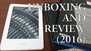 Video Amazon Kindle Glare-Free Touchscreen Display: Unboxing and Review (2016) download MP3, 3GP, MP4, WEBM, AVI, FLV Oktober 2018