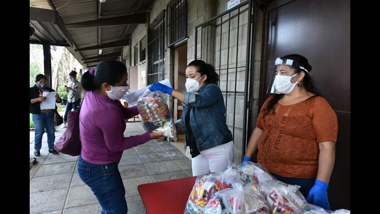 #InformeNacional   546 alumnos fueron beneficiados con la tercera entrega de alimentos