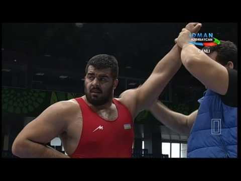 Seniors wrestling Azerbaijan championships 2017- oyan nazariani -final match