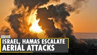 Israel-Hamas violence escalates: 49 Palestinians, 6 Israelis killed | Gaza | Airstrikes | World News