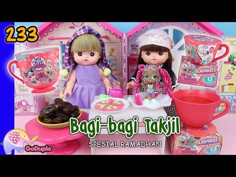 Mainan Boneka Eps