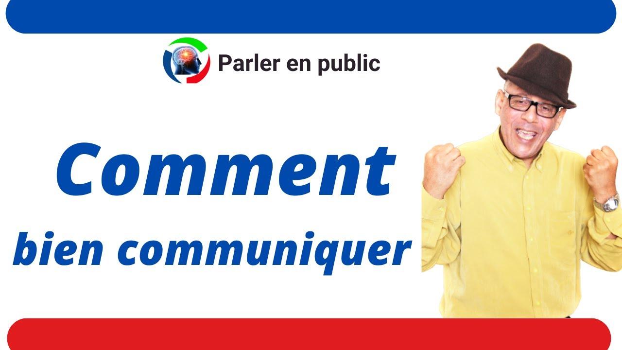 conseils pour bien communiquer et parler efficacement en public