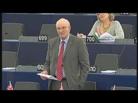 UK overseas territories are missing from EU AGRI report - Stuart Agnew MEP
