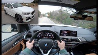 BMW X3 M40i POV Drive - Surprisingly Fun!